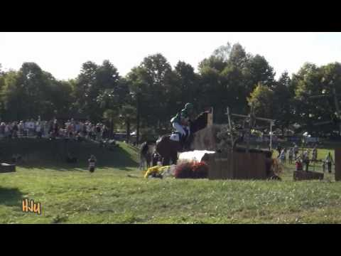 HorseJunkiesUnited.com - Mary King and Imperial Cavalier - Les Etoiles de Pau CCI Cross-Country