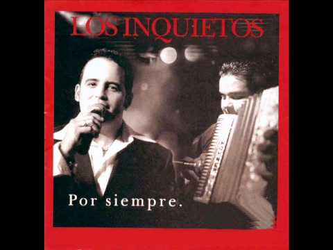 Me confie- Inquietos Vallenatos