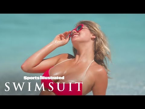 KATE UPTON LIKE YOU'VE NEVER SEEN HER BEFORE!!! Swim Daily Exclusive