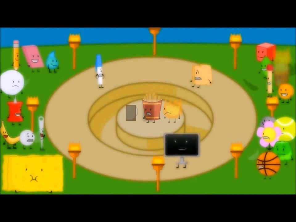 Bfdi Survivor Finale Part 5 The Winner Is Youtube