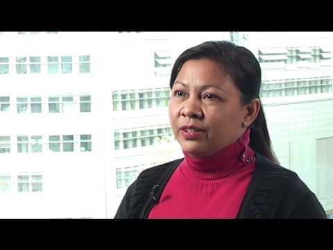 Salome Ganibe @ ICT4D-Berlin 2010
