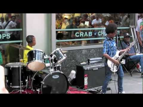 Unlocking The Truth at Times Square 072112