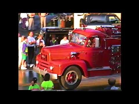 Rouses Point Parade 7-1-90