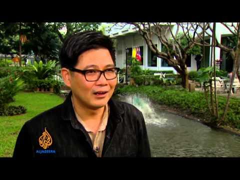 Suthep Thaugsuban 'inspiration' behind Thai protests