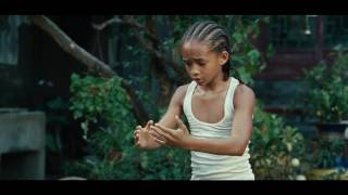 The Karate Kid Trailer B Greek Subtitles