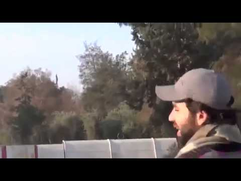 Syria #2 Advancing Rebels Capture Largest Oilfield 11-23-13 Al Omar  - Deir Ezzor