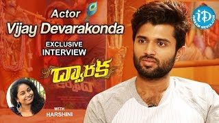 Dwaraka Hero Vijay Devarakonda Exclusive Interview