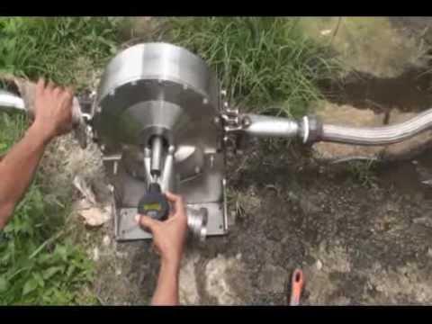 Tesla Turbine Youtube