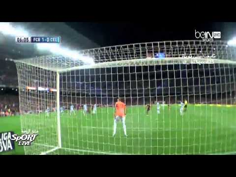 Barcelona vs Celta Vigo 3 0 HD All Goals & Highlights 26 03 2014