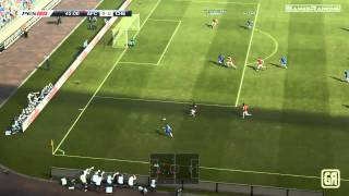 PES 2013 FC Arsenal London Vs. FC Chelsea London PC