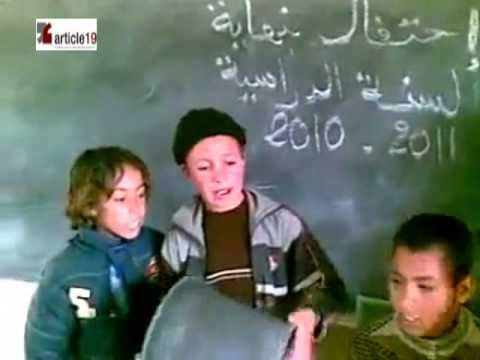 فيديو.. حفل نهاية الموسم الدراسي بمدارس أولاد الشعب