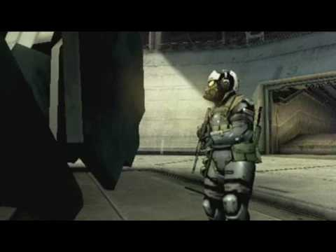 Metal Gear Solid: Peace Walker TGS 09: Trailer
