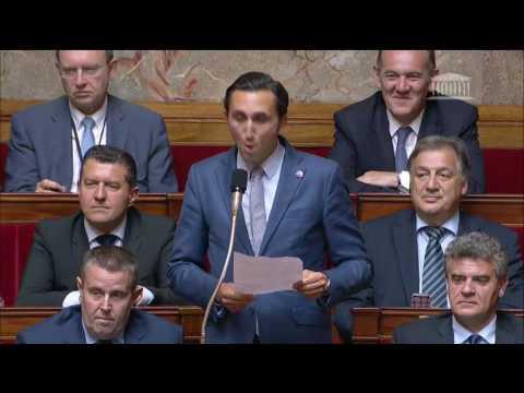 M. Julien Aubert - Filière nucléaire