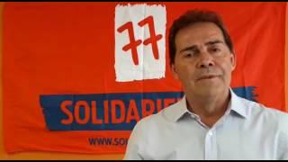 Paulinho da Força se encontra com lideranças em Catanduva