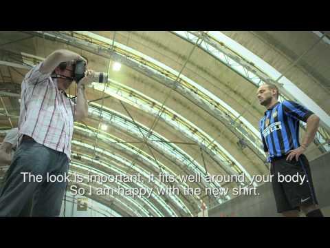 Inter Milan Nike 2011/12 Home Kit / Maglia