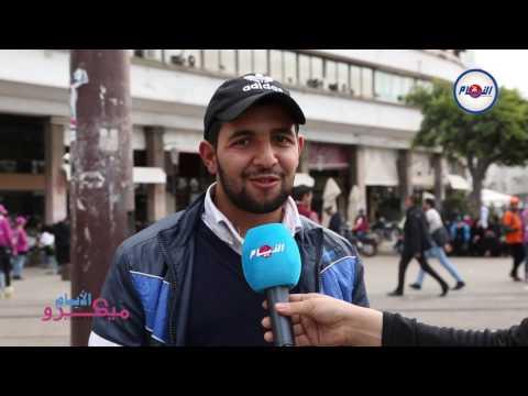 مغاربة يتحدثون عن تعيين العثماني رئيسا للحكومة