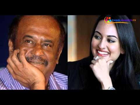 Sonakshi Sinha To Dance With Rajini In Lingaa