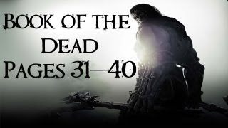 Darksiders 2 Collectibles Walkthrough Book Of The Dead