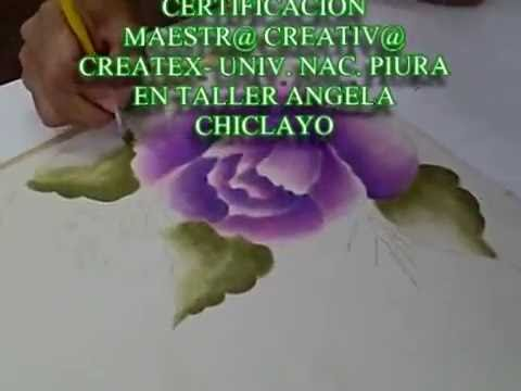 All comments on PINTURA EN TELA - YouTube