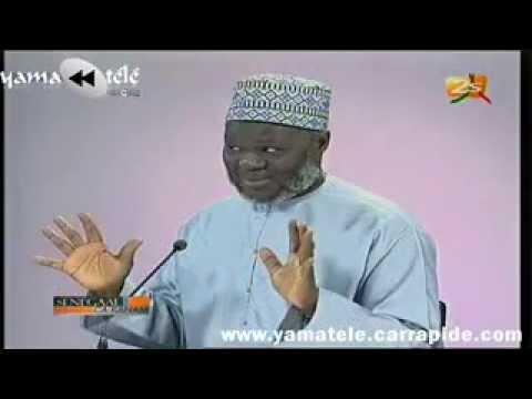 Imam Mbaye Niang dans 'Sénégal ca Kanam' du Mardi 24 Juillet 2013 avec Tounkara   2STV