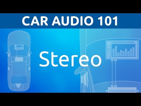 Car Audio 101: Stereos