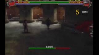 Mortal Kombat Shaolin Monks Part 34- Secret Boss Kano