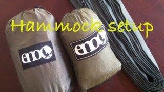 ENO Hammock Setup view on youtube.com tube online.