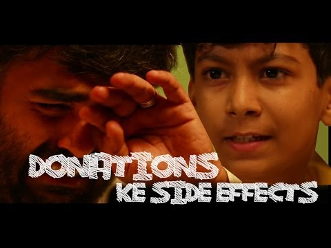 Donations Ke Side Effects