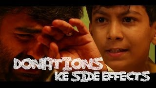 Donations Ke Side Effects