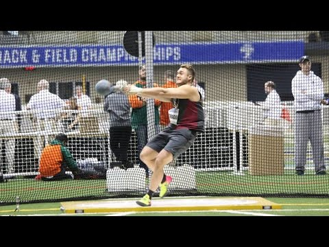 Track and Field Opens Indoor ACC's With A Bang