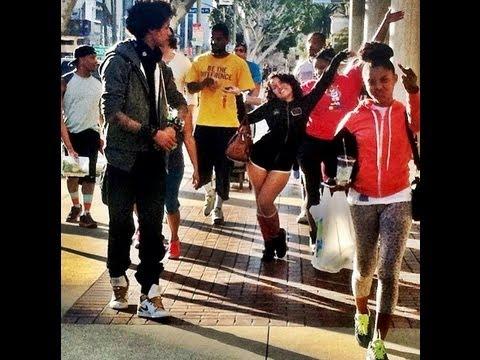 Les twins vs bailrok dance battle 2013 new video youtube