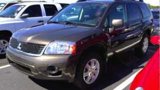 2011 Mitsubishi Endeavor AWD Start Up, Quick Tour, & Rev With Exhaust View - 18K videos