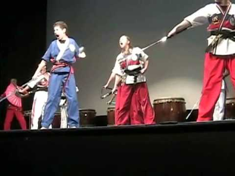 June 2013 martial arts spectacular