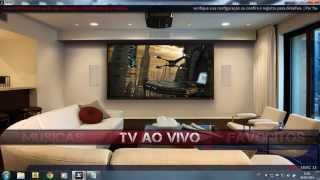 XBMC Aprenda A Colocar Canais De TV DIGITAL BRASIL No Xbmc