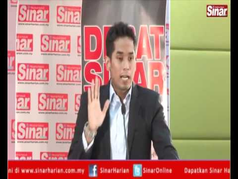 Debat PTPTN Rafizi Ramli VS Khairy Jamaluddin (Part 3)