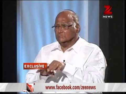 Exclusive interview with Sharad Pawar on Lok Sabha polls 2014- Part II