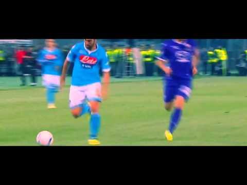 Lorenzo Insigne Second Goal || Napoli vs Fiorentina 2-0 || 03/05/2014 || Coppa Italia 13-14