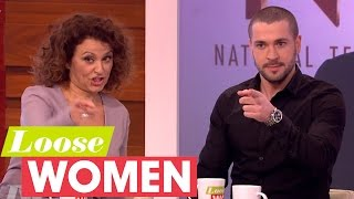 Shayne Ward Spills The Beans On His Love Life | Loose Women