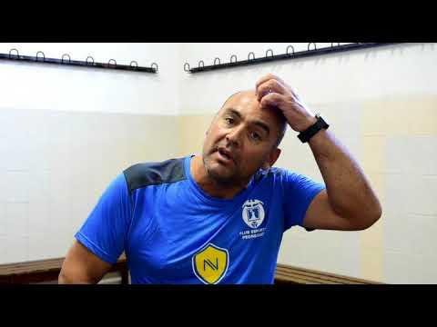 Entrevista a Octavio Muñoz, entrenador del CE Pedreguer 18/19