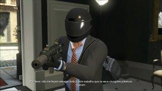 GTA 5: Assaltando A Joalheria PT-BR #10