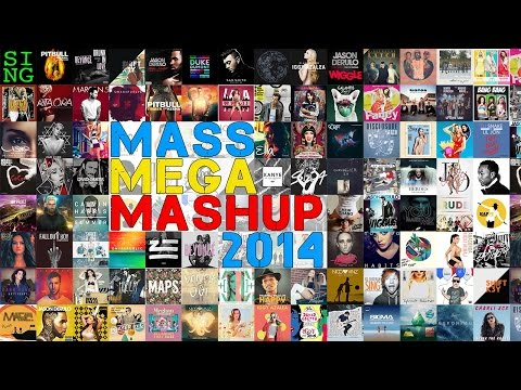 MASS MEGA MASHUP 2014 [70 Songs]