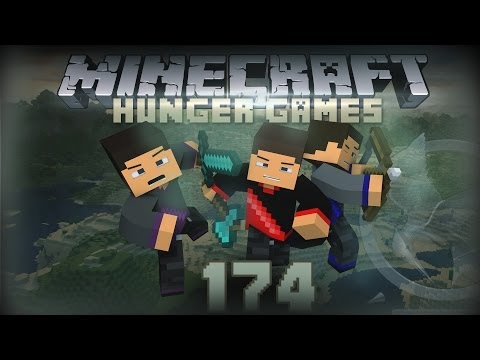 Minecraft: Hunger Games - Game 174 - THE FREEZE IS COMING!