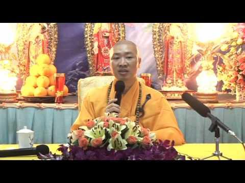 Tư Cách Người Học Phật (Phần 1)
