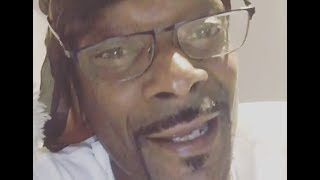 Snoop Dogg Reacts To Eminem's Cypher About Trump At BET Hip Hop Awards