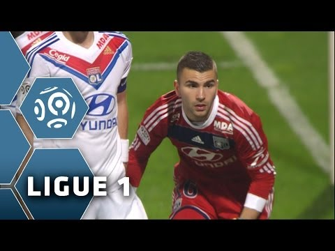 OL - PSG (1-0) : keeper Anthony Lopes s'good game - Ligue 1 - 2013/2014