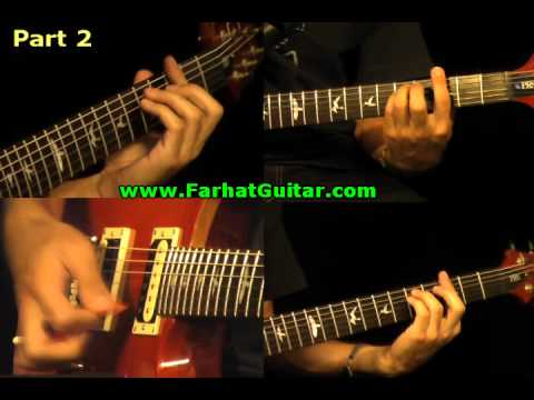 Can´t Stand Losing You - The Police Guitar Cover 2/5 www.FarhatGuitar.com