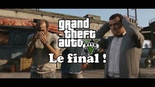 Walkthrough GTA 5 : Le FINAL ! La Fin De GTA V (let's Play