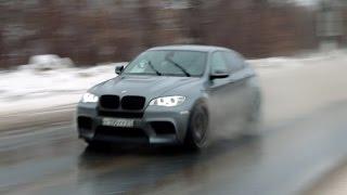 BMW X6M (900л.с.)Тест-драйв