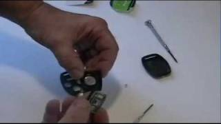 Fixing Car Remote Locks