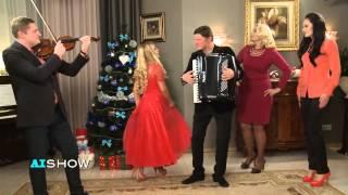 Provocare AISHOW: Ludmila Bălan dansează țigănește